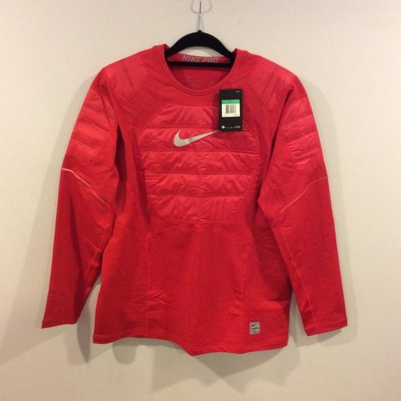 d25b9f1029fa2 Nike Shirts | Pro Hyperwarm Aeroloft Mens Long Sleeve Top | Poshmark